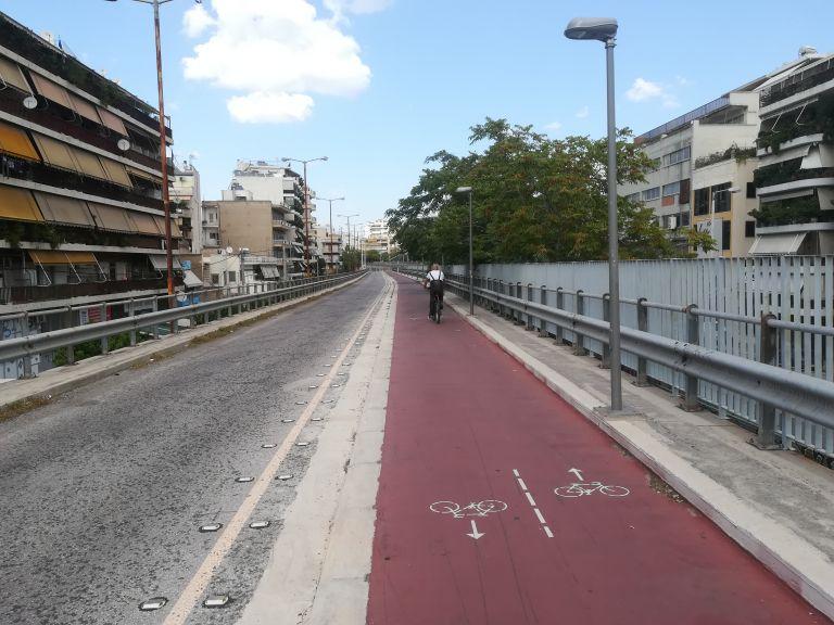 Ακόμη ένα βήμα για τους ποδηλατόδρομους της Αθήνας | tanea.gr