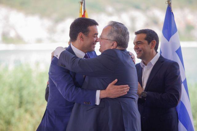 Kotzias, Dimitrov had agreed to name 'Republic of Ilinden Macedonia' in Greece-FYROM naming talks | tanea.gr