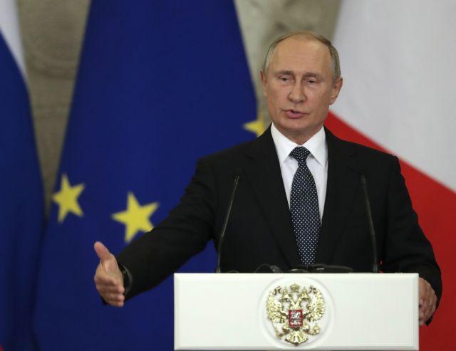 Πούτιν : Στο στόχαστρό μας όποια ευρωπαϊκή χώρα φιλοξενήσει πυρηνικά των ΗΠΑ | tanea.gr