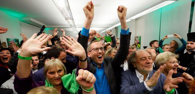 Πανωλεθρία για την Μέρκελ δείχνουν τα πρώτα αποτελέσματα στην Εσση | tanea.gr