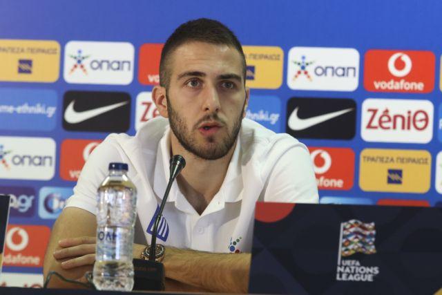 Φορτούνης : «Είμαστε το φαβορί του ομίλου αλλά πρέπει να το δείξουμε στο γήπεδο» | tanea.gr