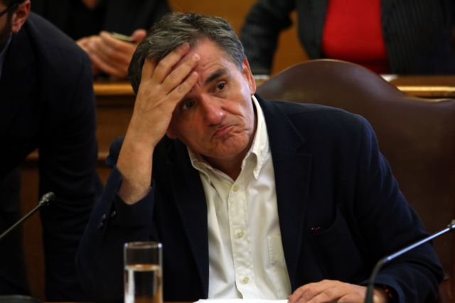 Tsakalotos: 'All banks have exceeded targets as regards the resolution of Non-Performing Loans (NPLs) and have passed the stress tests' | tanea.gr