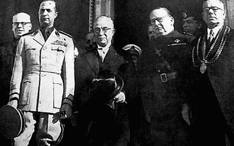 28η Οκτωβρίου 1940 : Ο δραματικός διάλογος Μεταξά - Γκράτσι και το «όχι» | tanea.gr