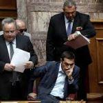 Ανεξέλεγκτες καταστάσεις στην κυβέρνηση: Ο Τσίπρας αδυνατεί να ελέγξει Καμμένο και Κοτζιά