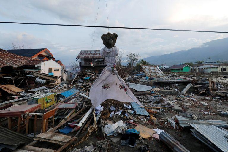Σεισμός 6 Ρίχτερ στην Ινδονησία   tanea.gr
