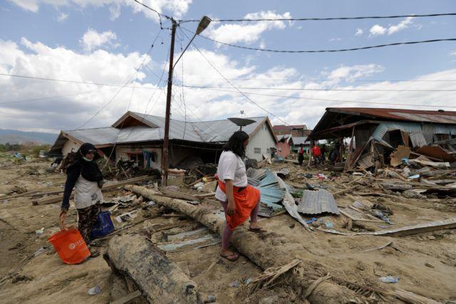 Ινδονησία: 2.045 οι νεκροί από το σεισμό και το τσουνάμι | tanea.gr