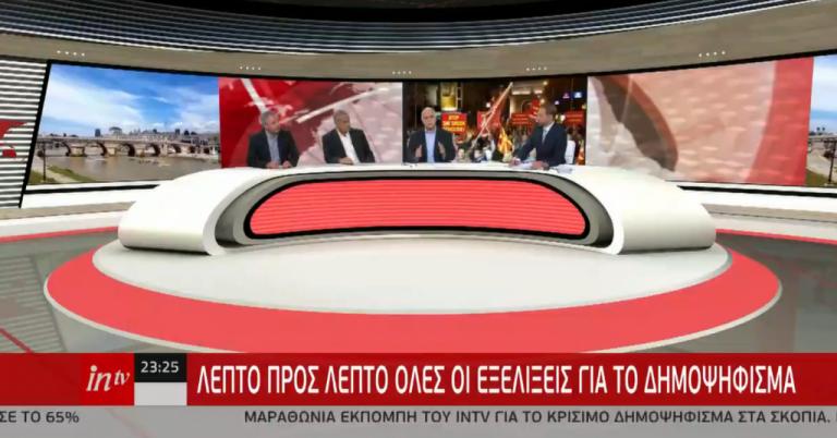 Βορίδης στο intv: Το τεστ για τη Συμφωνία είναι αποτυχημένο   tanea.gr