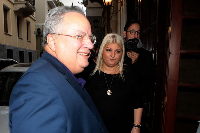 After resignation, Kotzias will not go gentle into that good night | tanea.gr