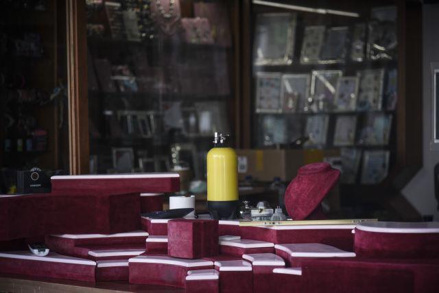 Καρέ - καρέ η κινηματογραφική ληστεία στο κοσμηματοπωλείο του Π.Φαλήρου (video) | tanea.gr
