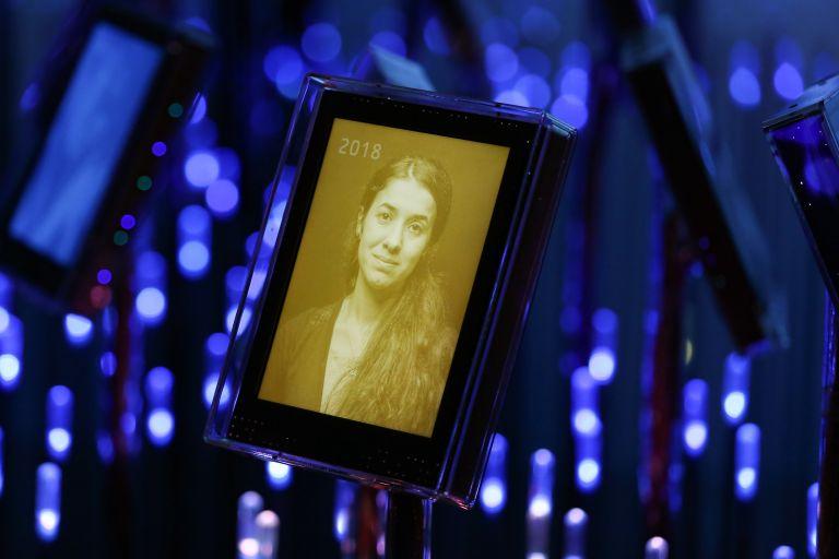 Νομπελ Ειρήνης: Τιμή για όλους τους Ιρακινούς το βραβείο στην Νάντια Μουράντ | tanea.gr
