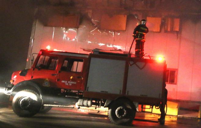 Ισχυρή έκρηξη σε ρακοκάζανο στη Μεσαρά – Ζημιές σε σπίτια και καταστήματα (βίντεο) | tanea.gr