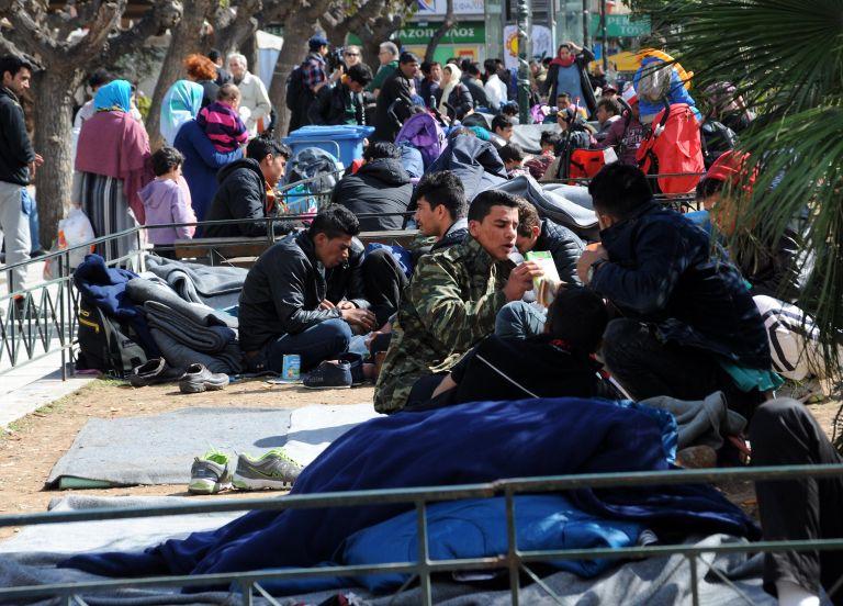 «Πάρτι» χιλιάδων προσλήψεων με αφορμή το Προσφυγικό | tanea.gr