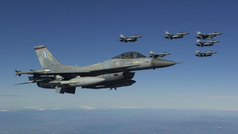 400 εκατ. «καπέλο» για τα F-16 | tanea.gr