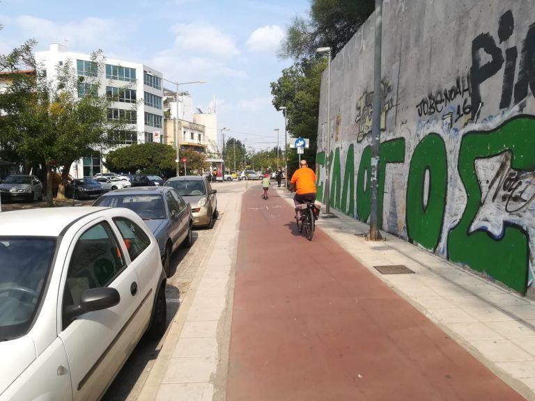 H ευχάριστη ρουτίνα του ποδηλατόδρομου Γκάζι - Φάληρο | tanea.gr