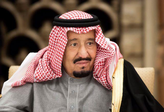 Σαουδική Αραβία: Συνάντηση βασιλιά Σαλμάν με συγγενείς του Κασόγκι   tanea.gr