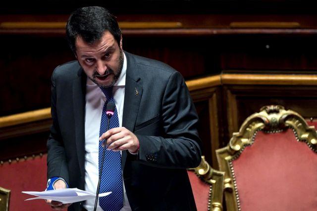 Σαλβίνι: «Ναι» σε συμφωνία αλλά στη βάση των θέσεων μας | tanea.gr