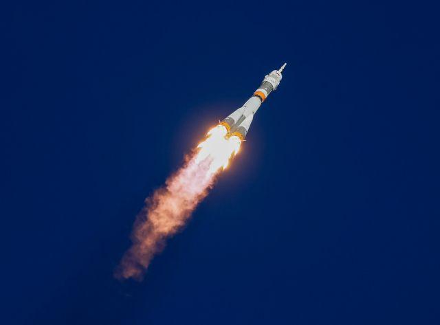 Θρίλερ κατά την εκτόξευση του πυραύλου Soyuz (video) | tanea.gr
