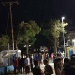 Συμπλοκές σε κέντρο φιλοξενίας προσφύγων της Θεσσαλονίκης