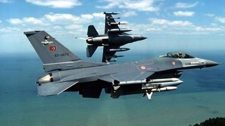 Τουρκικά F-16 αναχαίτισαν βρετανικά Tornados, επειδή πλησίασαν το «Barbaros» | tanea.gr