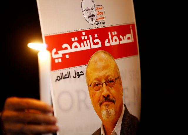 You paid a heavy price for eros, my dear Khashoggi | tanea.gr