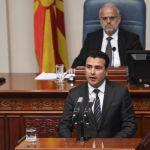 Θρίλερ στα Σκόπια για τη Συμφωνία των Πρεσπών