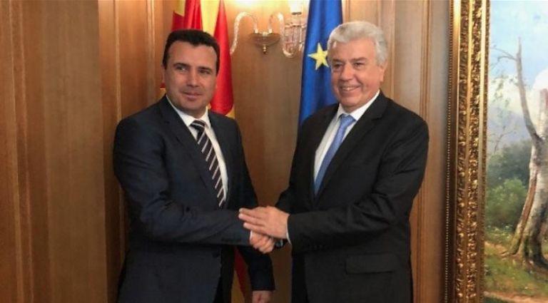 Πολιτικός σάλος στα Σκόπια για την εξαγορά της EDS από τη ΔΕΗ | tanea.gr