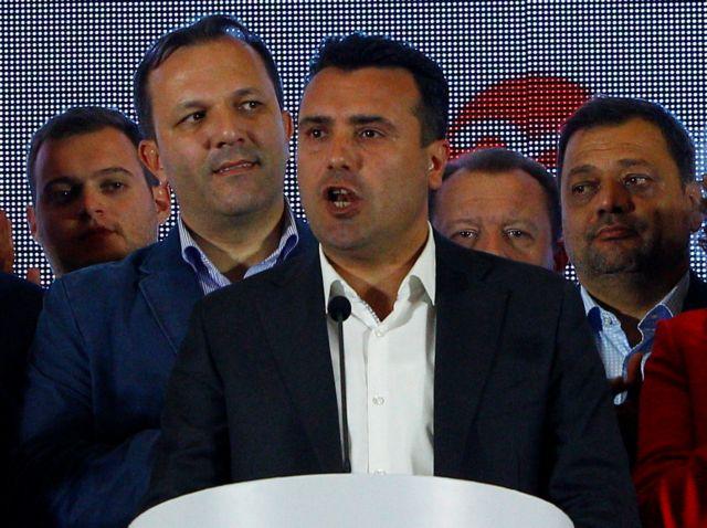 Ζάεφ στη FAZ: «Θα κάνουμε το παν για συμφωνία στο Κοινοβούλιο» | tanea.gr