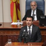 Ο Ζάεφ στοχεύει στους αναποφάσιστους και ζητά ψήφο κατά συνείδηση από τη Βουλή