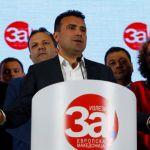 Σκοπιανά ΜΜΕ: Ο Ζάεφ εξασφάλισε τους 80 βουλευτές για τις συνταγματικές αλλαγές