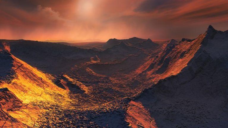 Μια παγωμένη υπερ-Γη είναι ο δεύτερος κοντινότερος εξωπλανήτης | tanea.gr