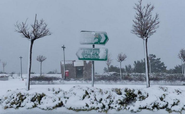 Καιρός χιονιάς : Πολύ κρύο, βροχές, καταιγίδες, χιόνια το Σαββατοκύριακο | tanea.gr