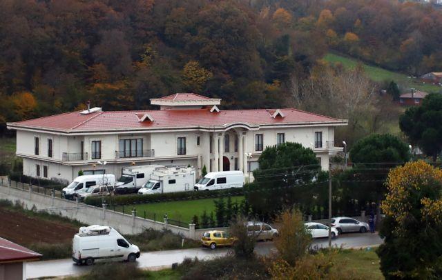 Υπόθεση Κασόγκι: Ερευνες σε βίλα έξω από την Κωνσταντινούπολη | tanea.gr