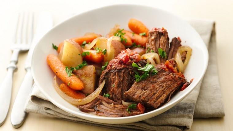 Μοσχάρι με λαχανικά στο φούρνο | tanea.gr