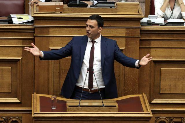 Κικίλιας: Η κυβέρνηση κοροϊδεύει τους στρατιωτικούς στα μούτρα τους | tanea.gr