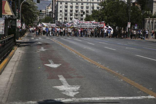 Απεργία : Παραλύει η Αθήνα την Τετάρτη - Κλειστές υπηρεσίες, χωρίς μέσα μαζικής μεταφοράς | tanea.gr