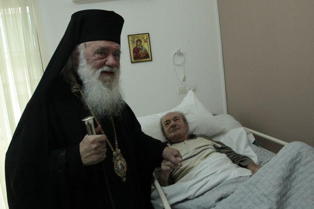 Ιερώνυμος : Θα μιλήσω τελευταίος | tanea.gr