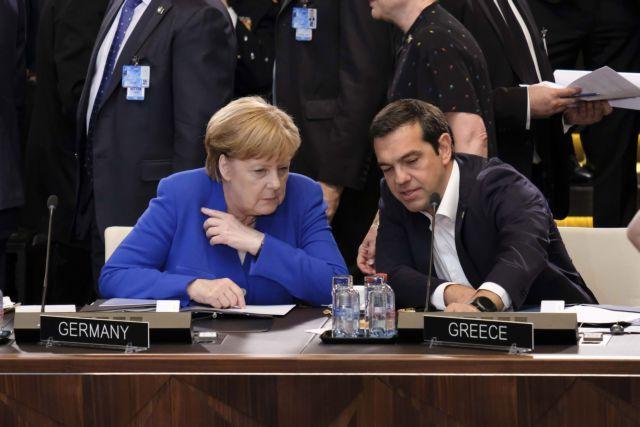 Bloomberg: Διατεθειμένη η Μέρκελ να στηρίξει Τσίπρα | tanea.gr
