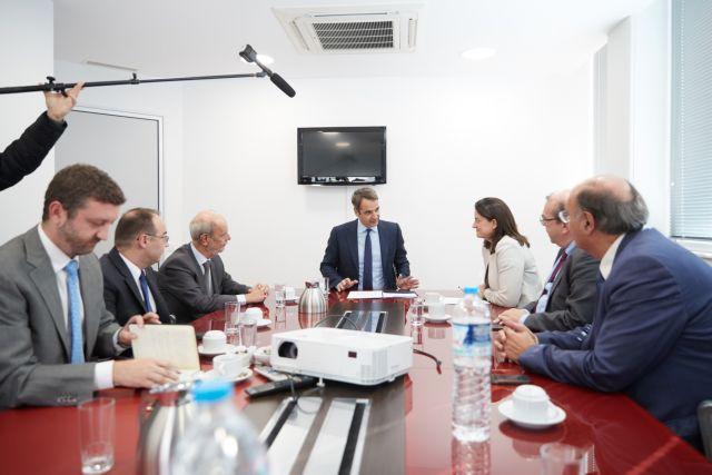 Μητσοτάκης: Πρωτοφανής η κατάσταση που επικρατεί στα ΑΕΙ | tanea.gr