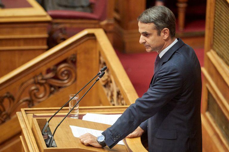 Προ ημερησίας συζήτηση για το μεταναστευτικό ζήτησε ο Κ. Μητσοτάκης | tanea.gr