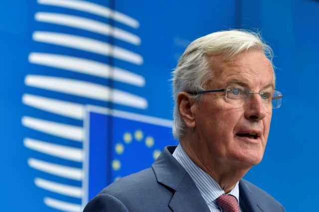 Μπαρνιέ: Δίκαιo και ισορροπημένο το σχέδιο συμφωνίας Brexit | tanea.gr