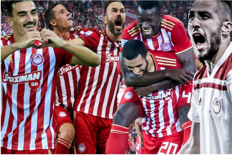 Ολυμπιακός : Δύο ματς… μισή σεζόν   tanea.gr