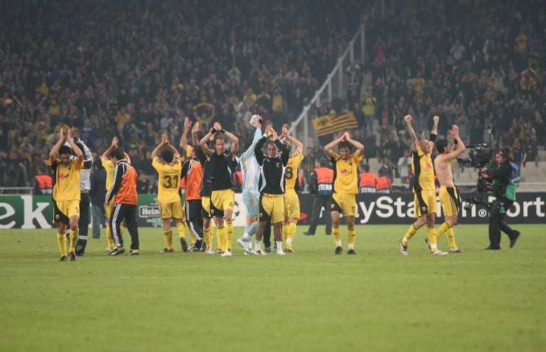 Η ΑΕΚ θυμήθηκε την πρώτη της νίκη στο Champions League (pic)   tanea.gr