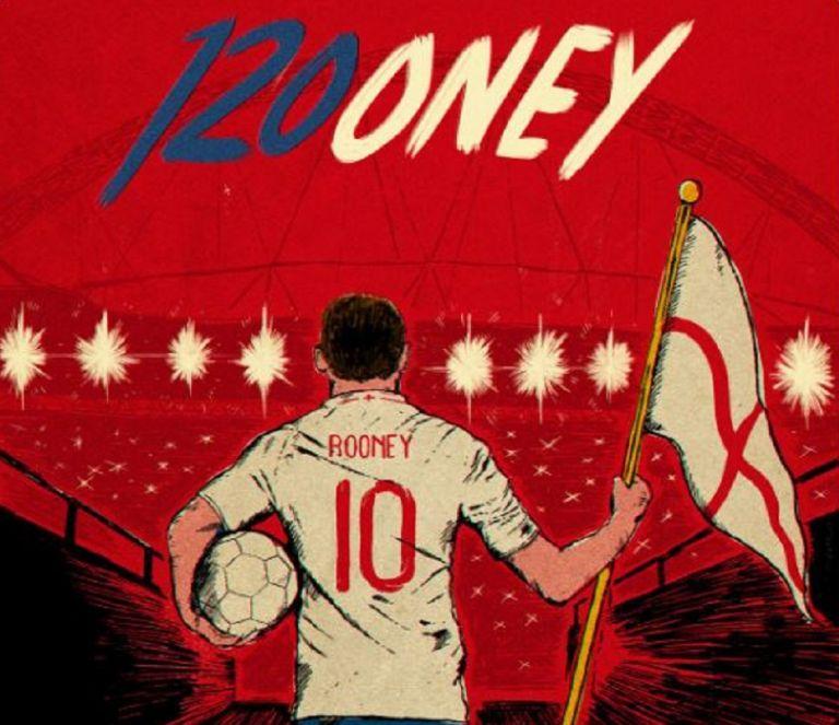 Τίμησαν τον Ρούνεϊ, στον αγώνα της Αγγλίας με την Αμερική | tanea.gr