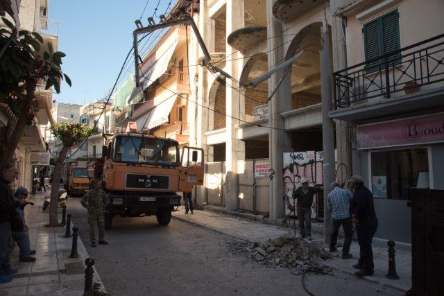 Σεισμός Ζάκυνθος : Τουλάχιστον 120 τα μη κατοικήσιμα σπίτια | tanea.gr
