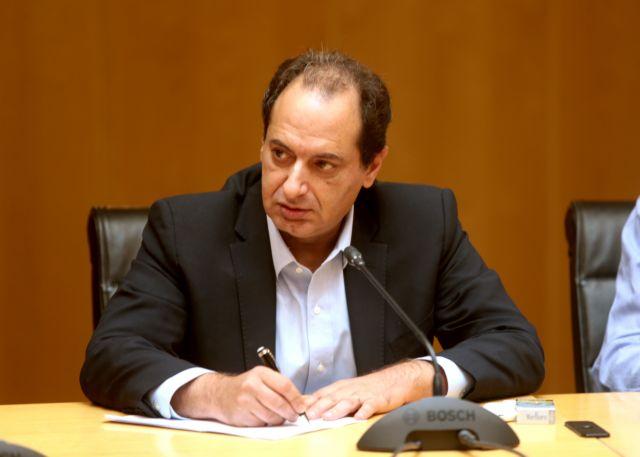 Μάρτυρας υπεράσπισης του Θ. Λυμπερόπουλου ο Χρ. Σπίρτζης | tanea.gr