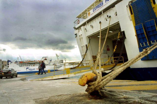«Δεμένα» πλοία και στην Κέρκυρα - Σαρώνει η κακοκαιρία   tanea.gr