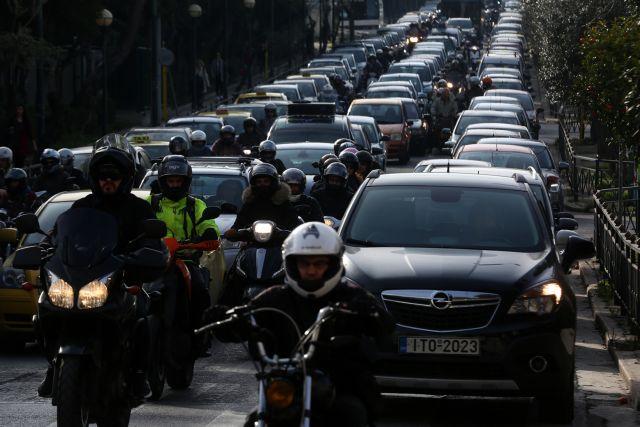 Κυκλοφοριακό έμφραγμα στο Παναθηναϊκό Στάδιο | tanea.gr