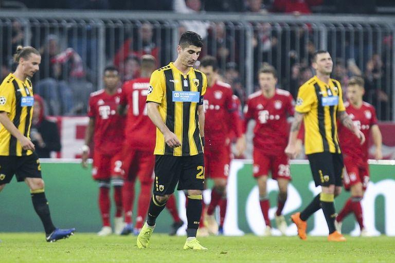 Μπάγερν Μονάχου – ΑΕΚ : Τα γκολ και οι καλύτερες φάσεις (vid) | tanea.gr