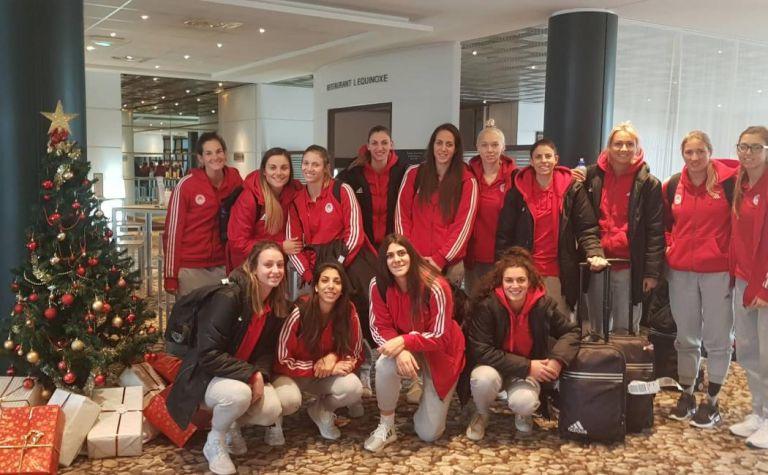 Στις Κάννες οι Ερυθρόλευκες για το πρώτο ματς με Βολερό! | tanea.gr