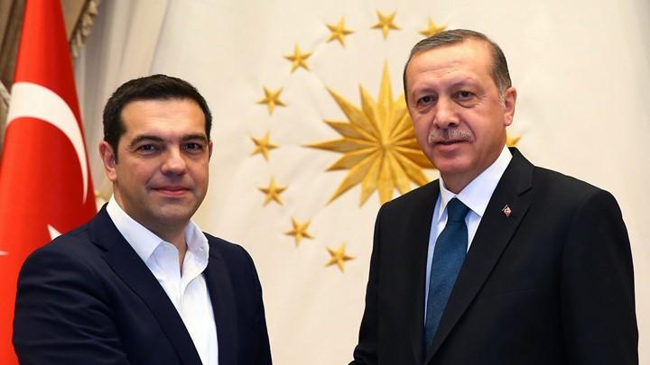 Ελληνοτουρκική κόντρα: Ο Ερντογάν απειλεί, ο Τσίπρας απαντά σε σκληρή γλώσσα | tanea.gr